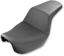 SADDLEMEN STEP UP GRIPPER SEAT DYNA 06-17 - Hardcore Cycles Inc