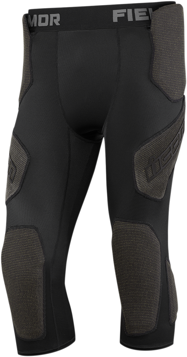 Icon Field Armor™ Compression Pants - Hardcore Cycles Inc