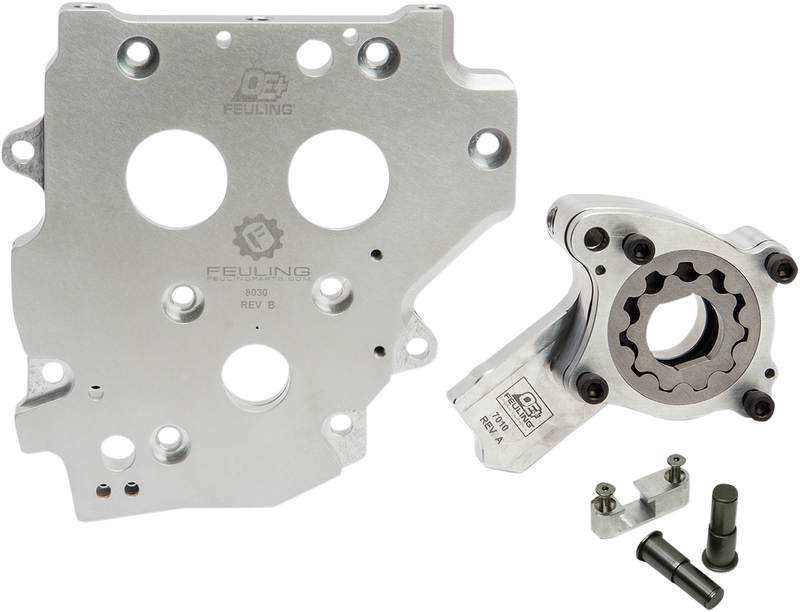Feuling OE+ Oil Pump/Cam Plate Kit - Hardcore Cycles Inc