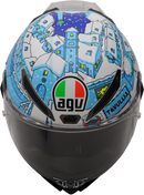 AGV Pista GP R Limited Edition Helmet — Winter Test 2017 - Hardcore Cycles Inc