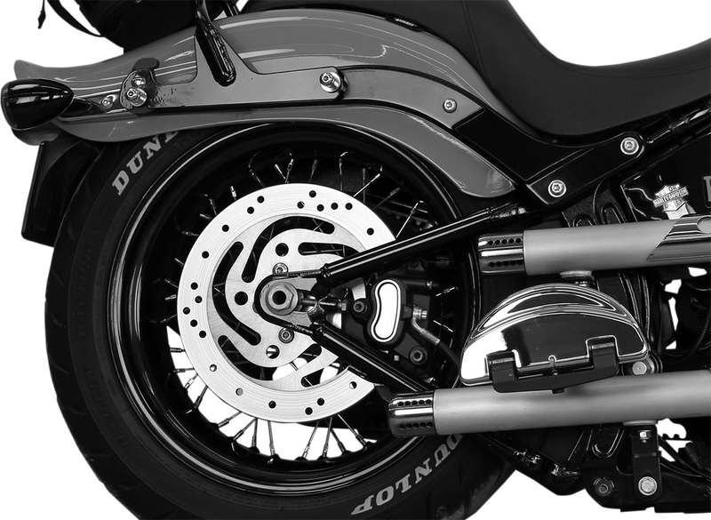Legend Air Softail Air Suspension - Hardcore Cycles Inc