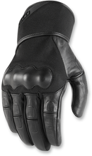 Icon Tarmac™ Waterproof Gloves - Hardcore Cycles Inc