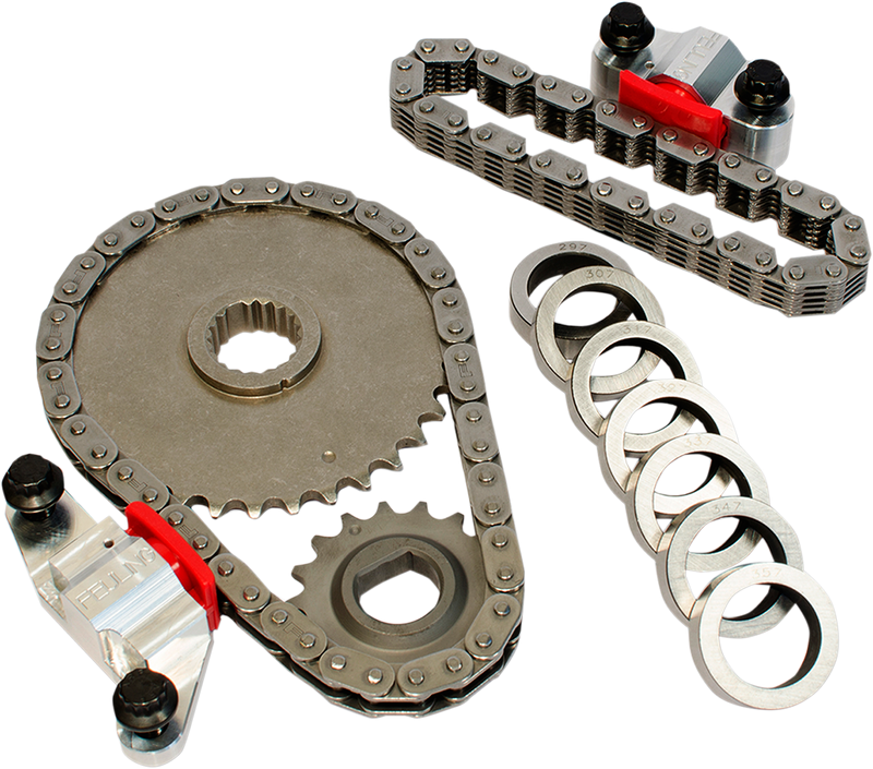Feuling OE+® Hydraulic Cam Chain Tensioner Conversion Kit - Hardcore Cycles Inc