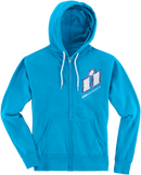 Icon Woman's Hoodie - Hardcore Cycles Inc