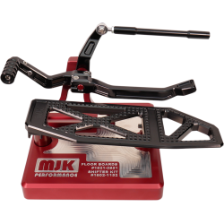 MJK Performance FLH Heel Toe Shifter Kit