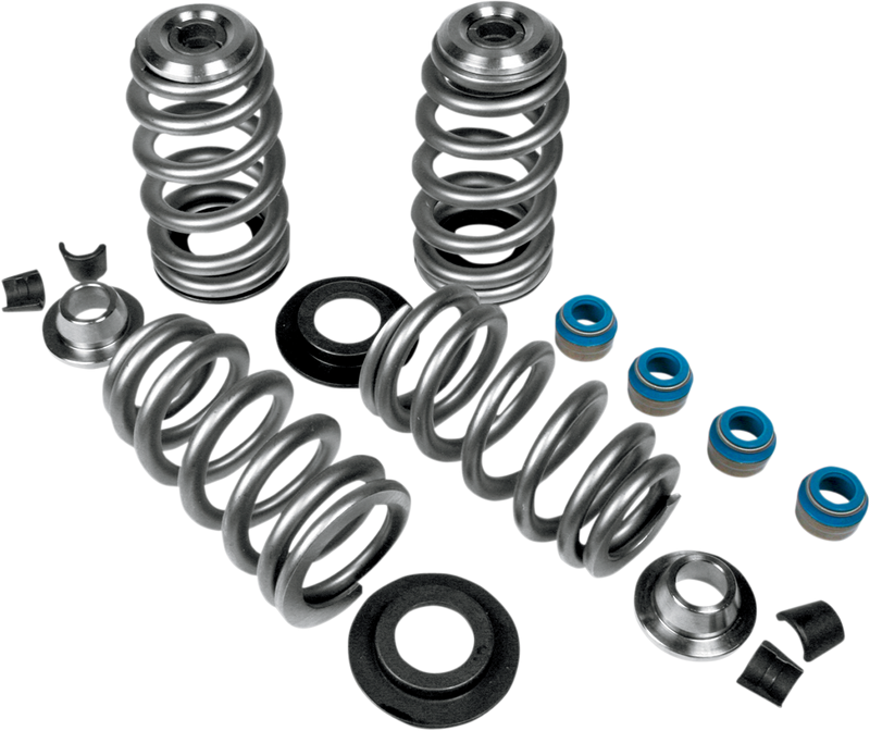 Feuling Endurance Beehive® Valve Springs with Titanium Retainers - Hardcore Cycles Inc