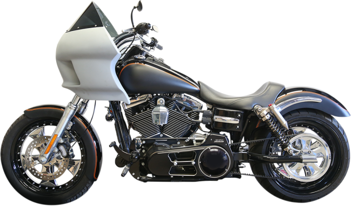 RUSS WERNIMONT DESIGNS FAIRING KIT FXRT for Dyna/FXR - Hardcore Cycles Inc