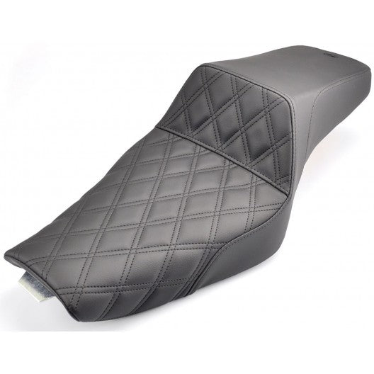 Sportster Step-Up LS™ Seat (Front Only) Saddlemen 4.5gal - Hardcore Cycles Inc