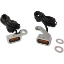 LED Mini Turn Signals - Hardcore Cycles Inc