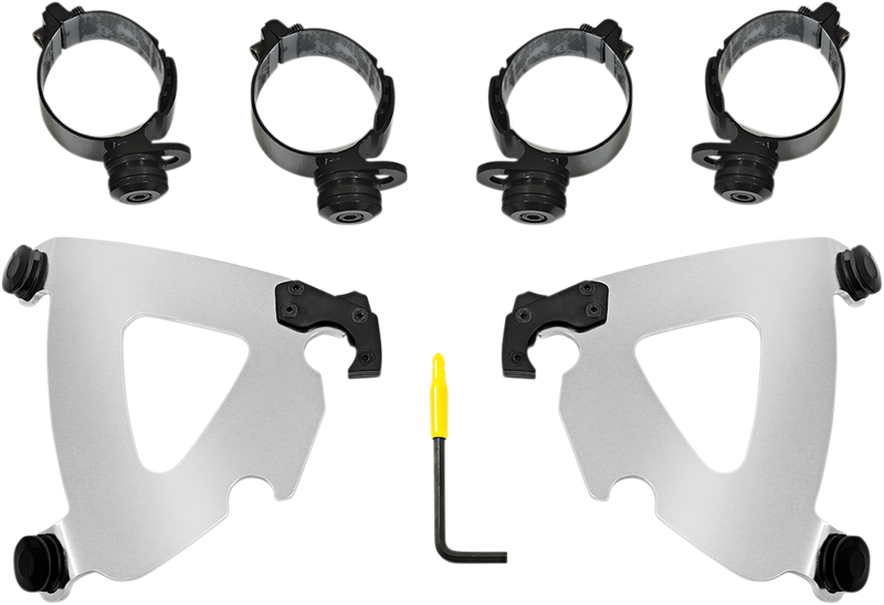 Memphis Shades Road Warrior Trigger-Lock Mount Kit - Hardcore Cycles Inc