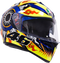 AGV K-3 SV Helmet — Rossi 2002 - Hardcore Cycles Inc