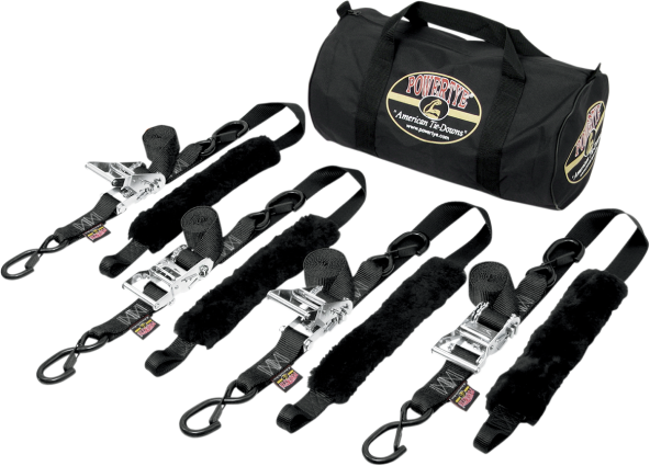 Fat Strap Trailer Kits - Hardcore Cycles Inc