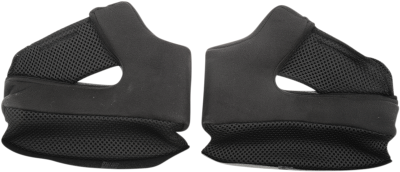 Biltwell Lane Splitter Helmet Cheek Pads - Hardcore Cycles Inc
