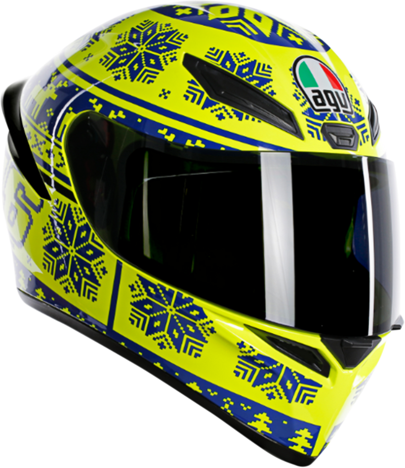 AGV K1 Helmet — Winter Test 2015 - Hardcore Cycles Inc