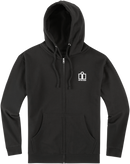 Icon Arc Hoodie - Hardcore Cycles Inc