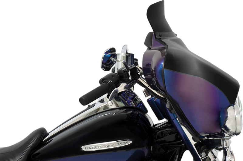 Memphis Shades Spoiler Replacement Windshield for OE Fairings - Hardcore Cycles Inc