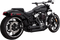 Vance & Hines Mini Grenades 2-into-2 Exhaust System - Hardcore Cycles Inc
