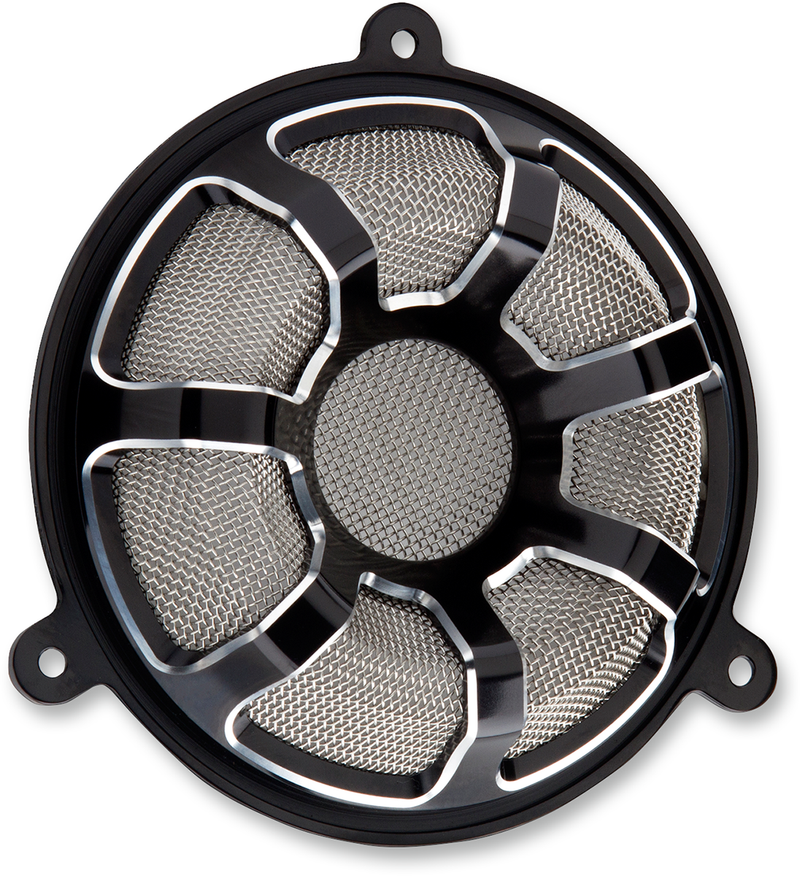 Arlen Ness Front Speaker Grilles - Hardcore Cycles Inc