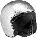 Biltwell Bonanza Helmet — Metal Flake - Hardcore Cycles Inc