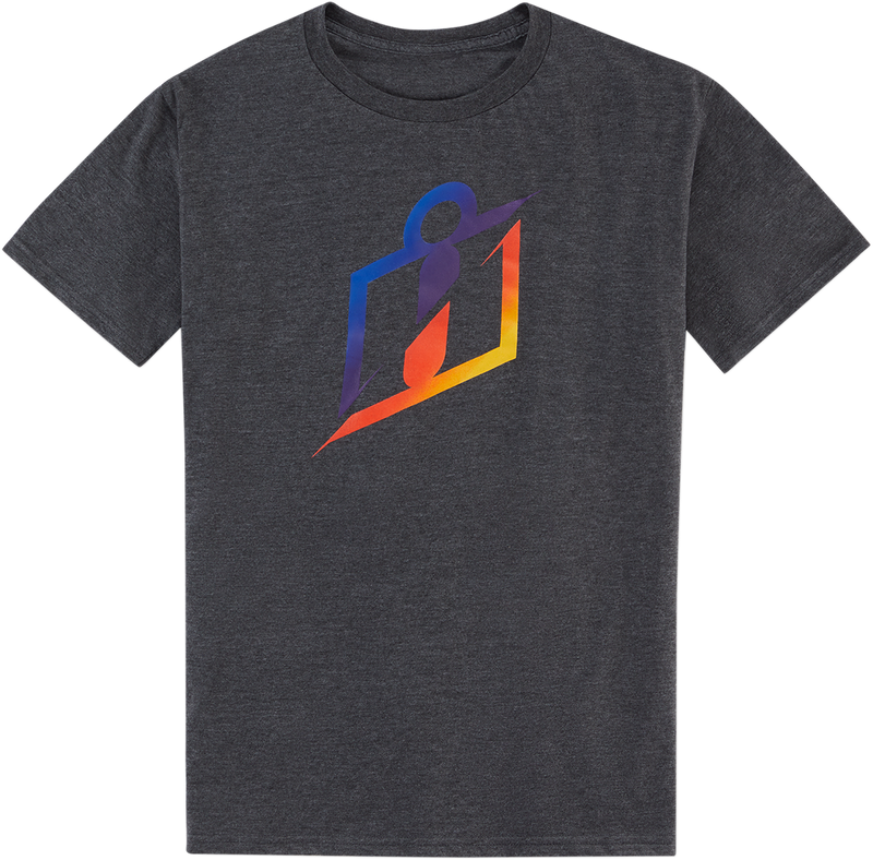 Icon Gradient T-Shirt - Hardcore Cycles Inc