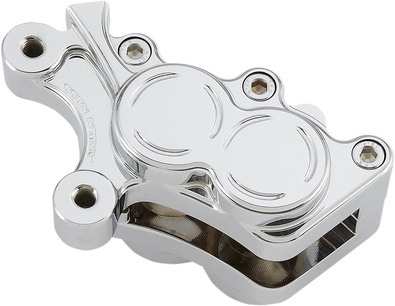 Arlen Ness Billet Brake Caliper Housing - Hardcore Cycles Inc
