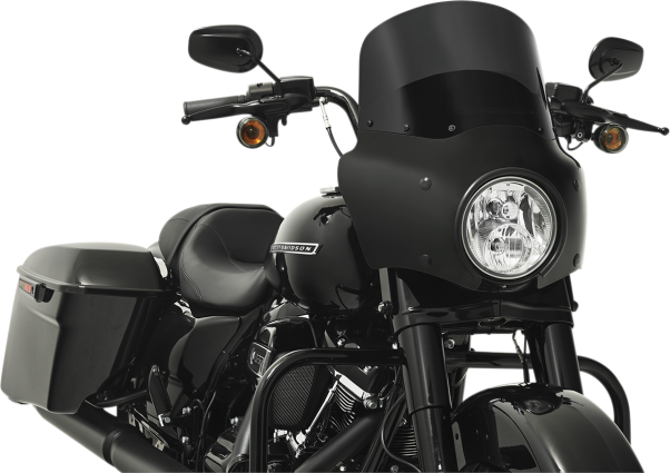 Memphis Shades ROAD WARRIOR FAIRING FOR ROAD KING FULL KIT