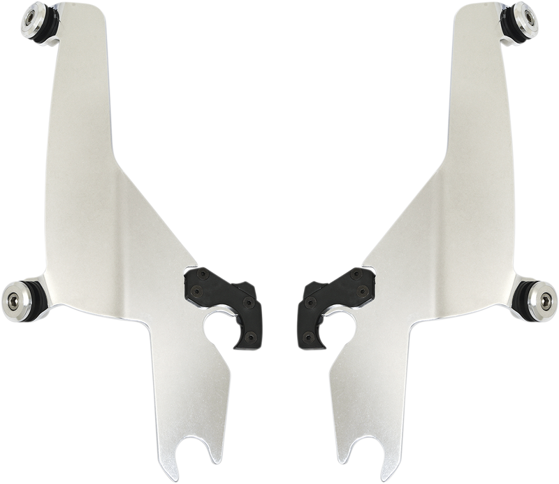 Memphis Shades Sportshield Trigger-Lock Plate Only Mount Kit - Hardcore Cycles Inc