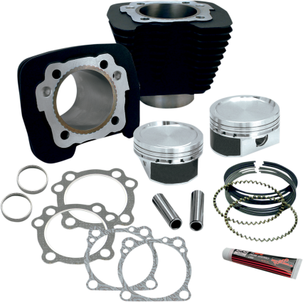 S&S XL 883 TO 1200 CONVERSION KITS - Hardcore Cycles Inc