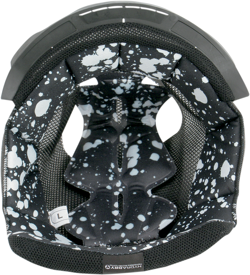 Icon Airframe™ Helmet Liner — Ink - Hardcore Cycles Inc