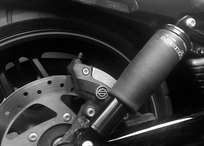 Legend Air-A V-Rod Adjustable Air Suspension - Hardcore Cycles Inc