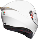 AGV K1 Helmet — Solid - Hardcore Cycles Inc