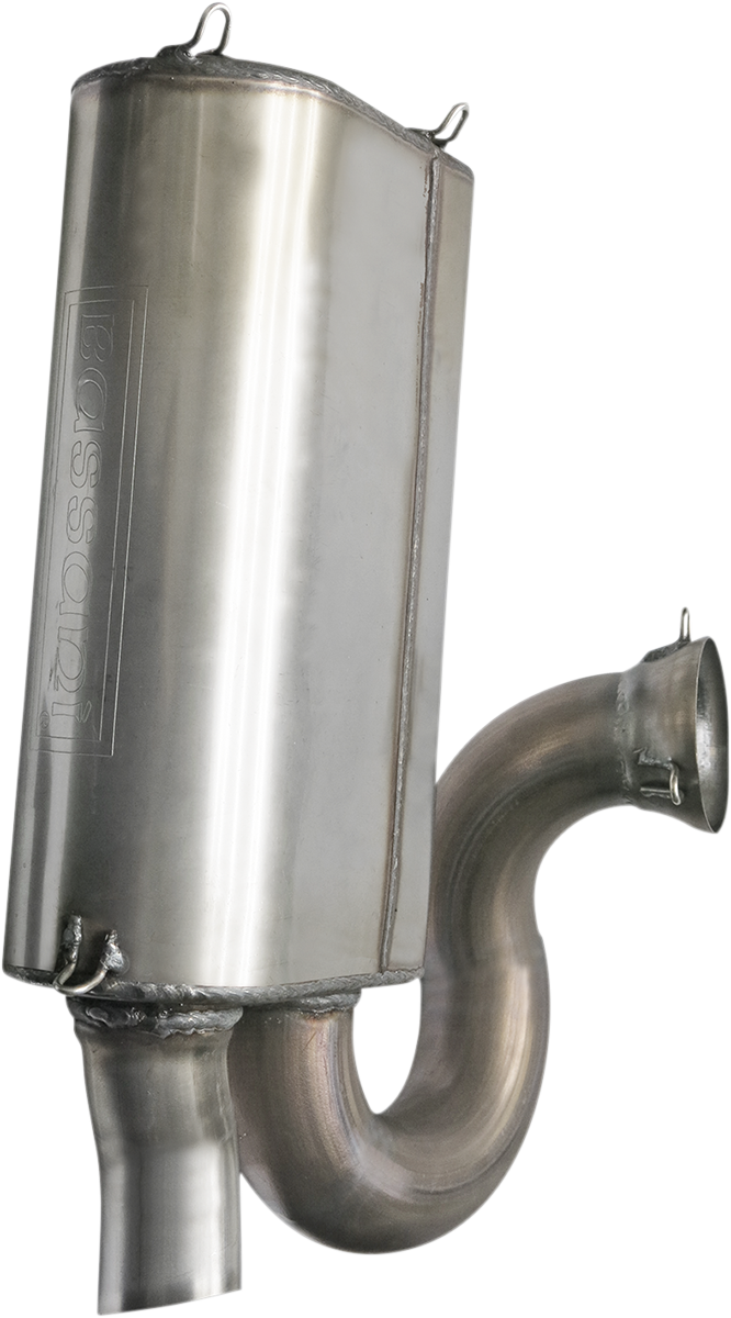 Bassani Slip-On Muffler for Slingshot - Hardcore Cycles Inc
