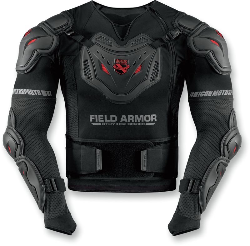 Icon Field Armor Stryker Rig™ - Hardcore Cycles Inc