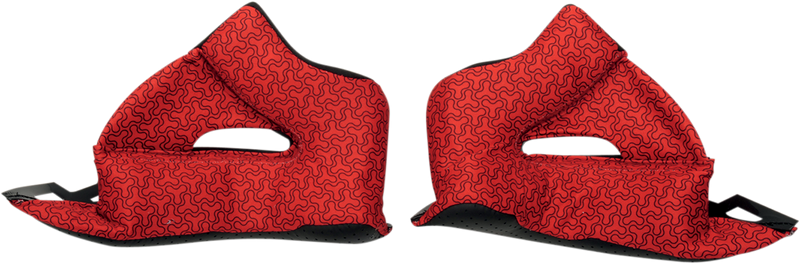 Icon Variant™ Helmet Cheek Pads - Hardcore Cycles Inc