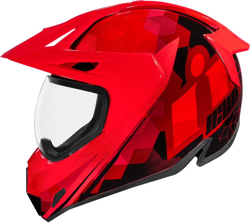 Icon Variant Pro™ Ascension Helmet - Hardcore Cycles Inc