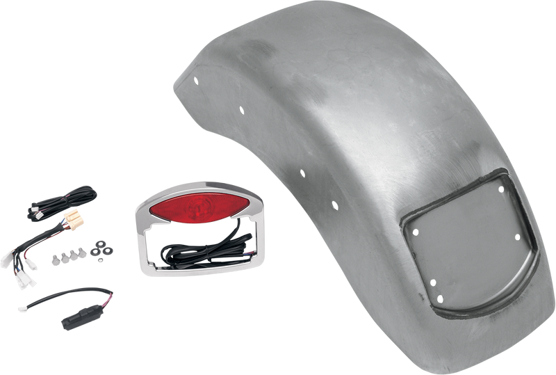 "RWD 9-1/2"" OEM-Style Rear Fender - Hardcore Cycles Inc"