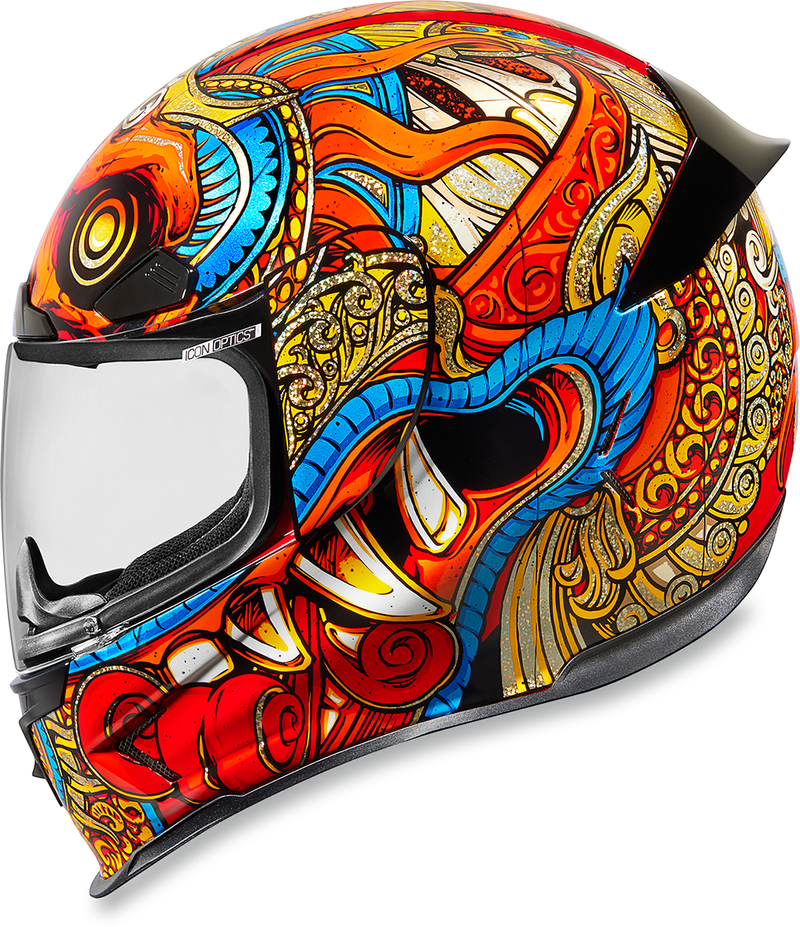 Icon Airframe Pro™ Barong Helmet - Hardcore Cycles Inc