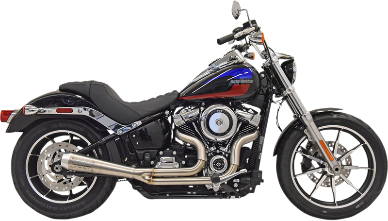 Bassani 50th Anniversary Road Rage III Exhaust System - Hardcore Cycles Inc