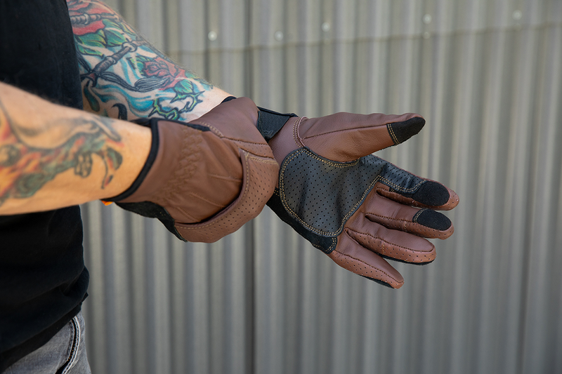 Biltwell Borrego Gloves - Hardcore Cycles Inc
