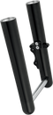 Arlen Ness Dual-Disc Hot Legs Fork Legs — Smooth - Hardcore Cycles Inc