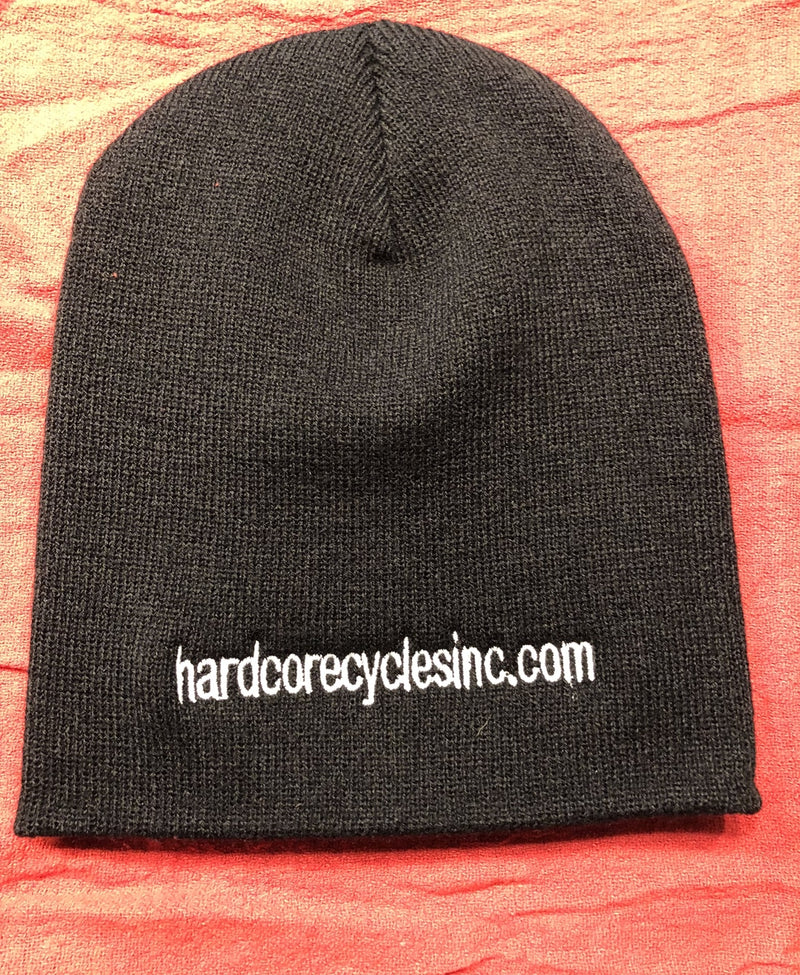 Hardcore Cycles Inc Beanie - Hardcore Cycles Inc