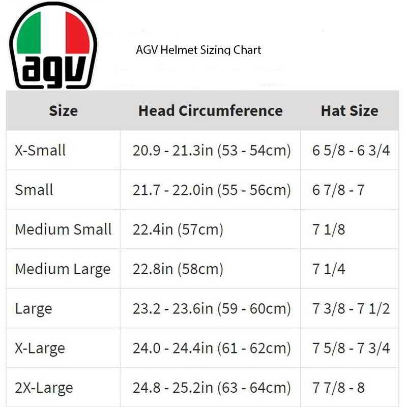 AGV Numo Helmet — Portland - Hardcore Cycles Inc