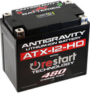ANTIGRAVITY Restart Lithium Battery - Hardcore Cycles Inc