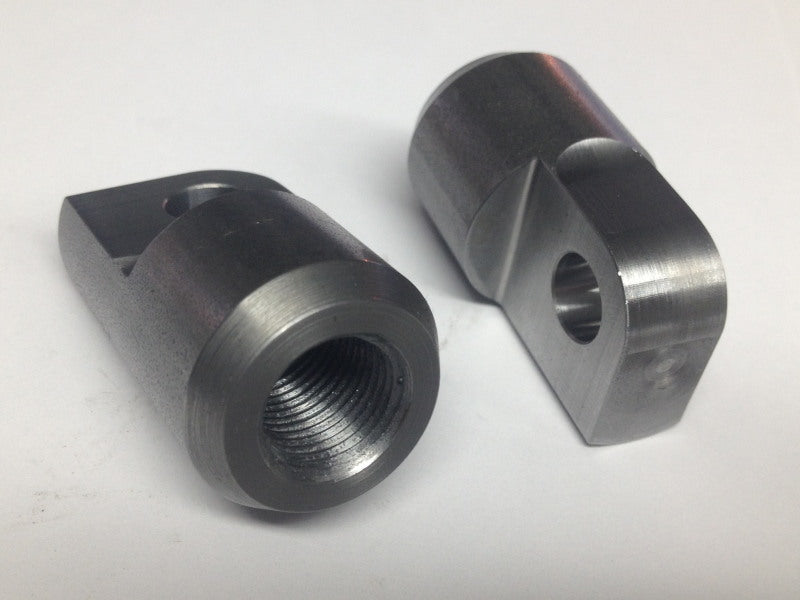 Bung King Universal Footpeg Adapter for BMX pedals - Hardcore Cycles Inc