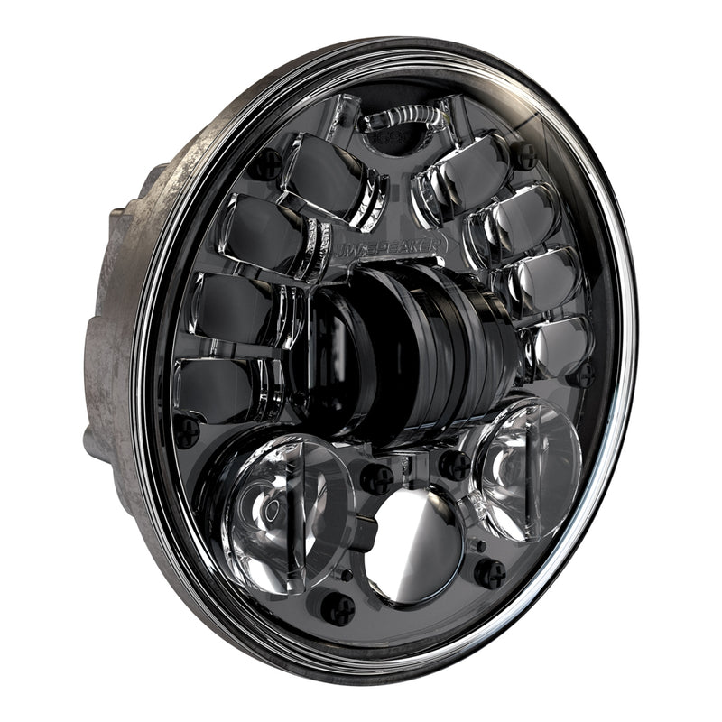 JW Speaker Motorcycle LED Headlights – Model 8690 - Hardcore Cycles Inc