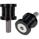 SPEED MERCHANT SOLID RISER BUSHINGS Black with Hardware