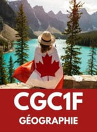CGC1F - GRADE 9 FRENCH IMMERSION ISSUES IN CANADIAN GEOGRAPHY