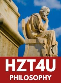 HZT4U - GRADE 12 PHILOSOPHY: QUESTIONS AND THEORIES