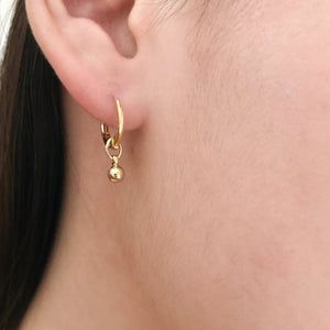Shin Earrings Set