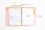 2020 My Business Planner - Two Tone Tan